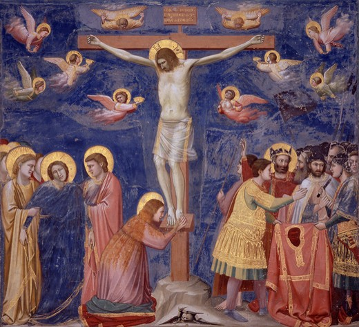 Stock Photo: 263-44 The Crucifixion