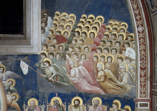 Stock Photo: 263-49 The Last Judgement (Detail)