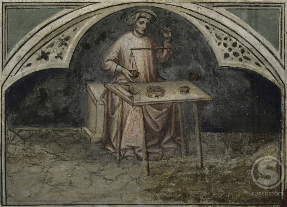 Banker - The Working World