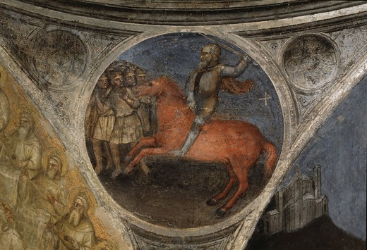 Red Horse (The Second Seal)