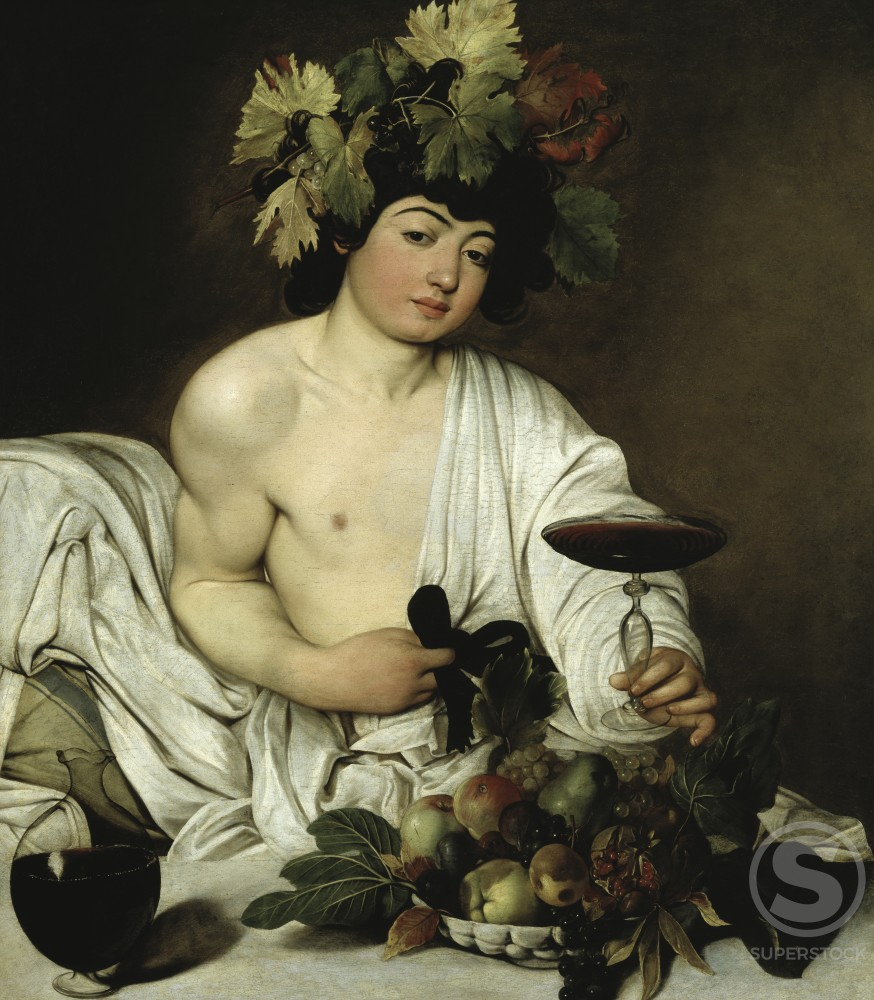 Stock Photo: 263-612 Bacchus 