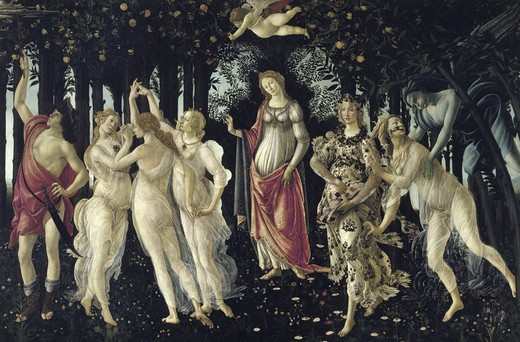 Stock Photo: 263-697 La Primavera  