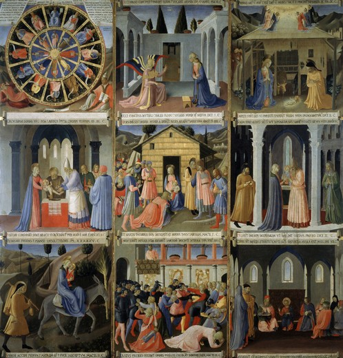 Stock Photo: 263-699 The Story of the Life of Christ