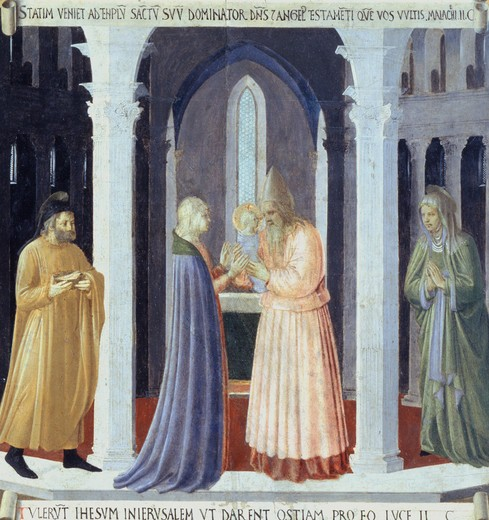 Stock Photo: 263-705 The Story of the Life of Christ