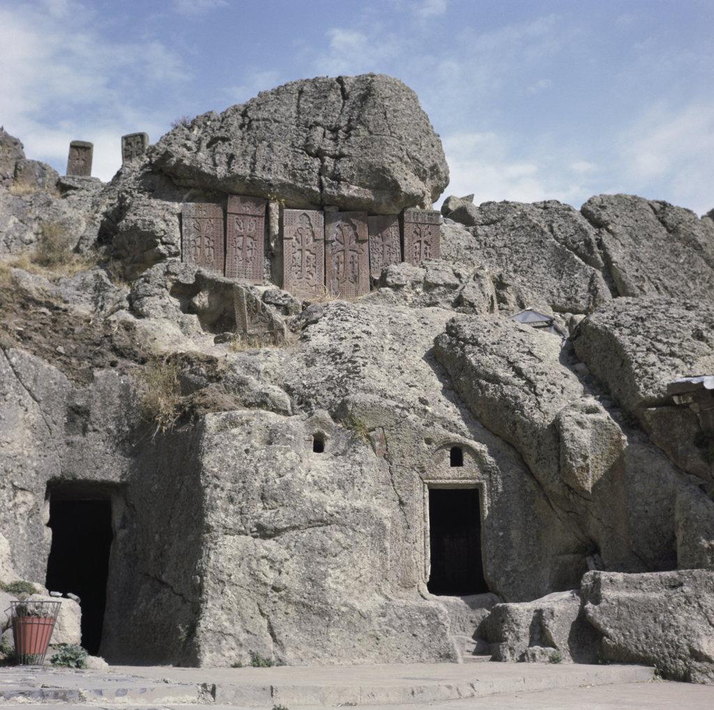 Stock Photo: 2630-491505 Gegard Monastery Armenia