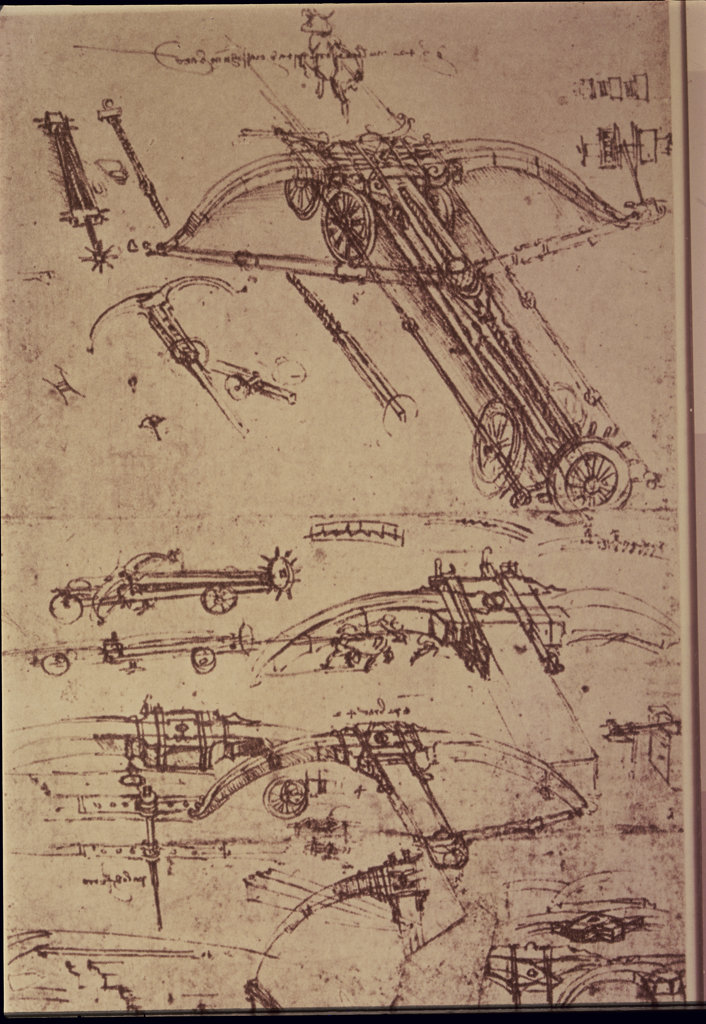 Crossbows & Catapults