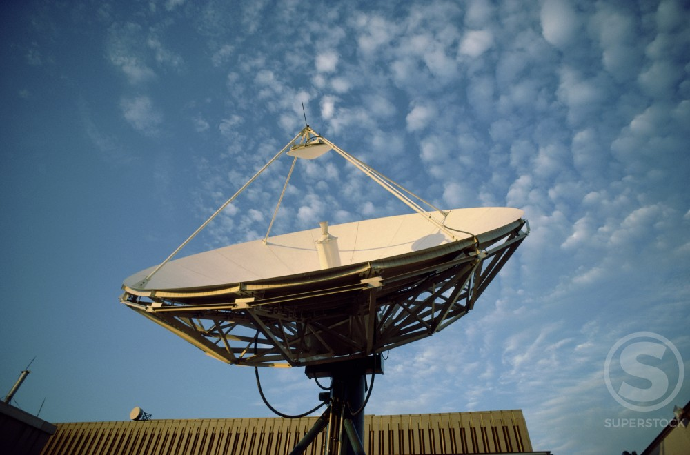 Stock Photo: 28-856 RCA Receiving Dish