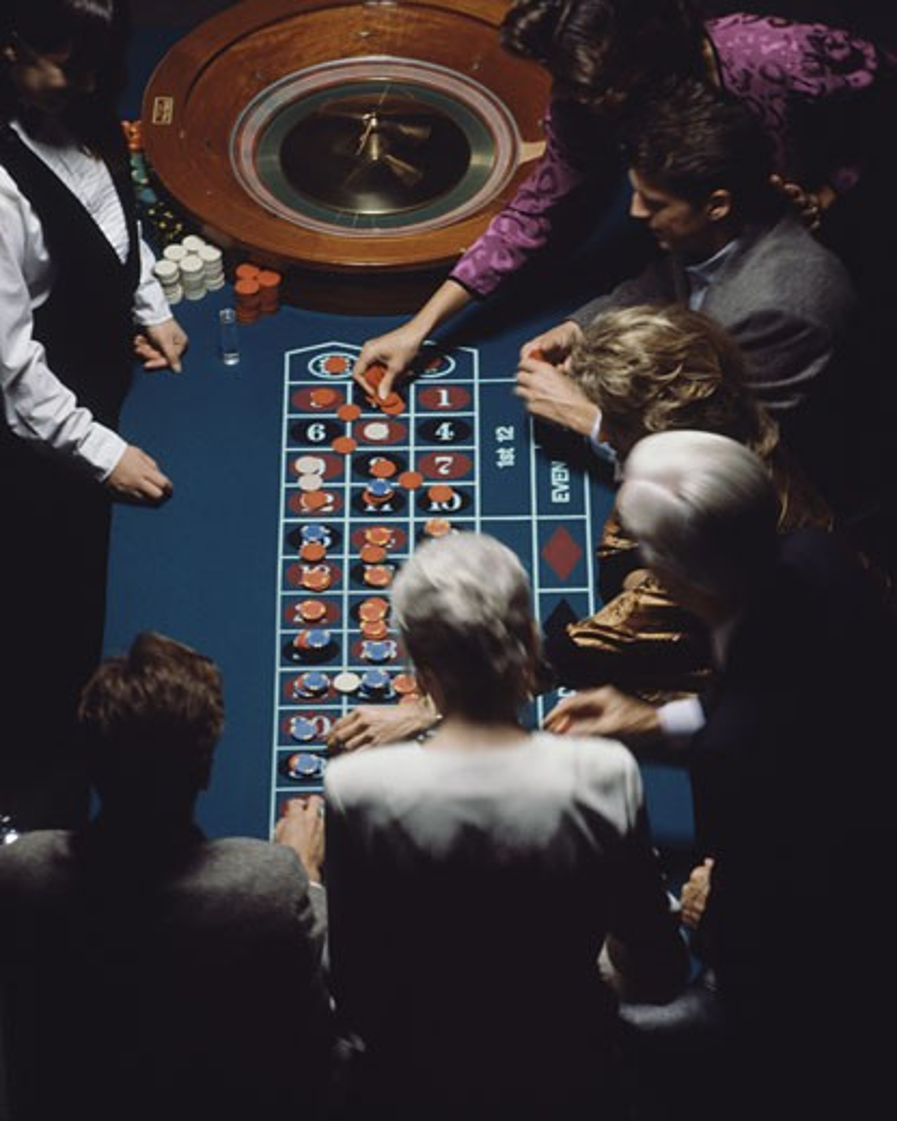 Stock Photo: 287-592F Roulette