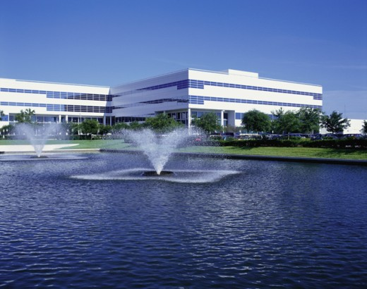 Stock Photo: 287-747B American Express Building