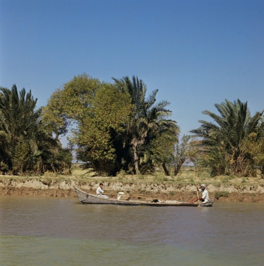 Stock Photo: 2938-417700 Mashuf Boat