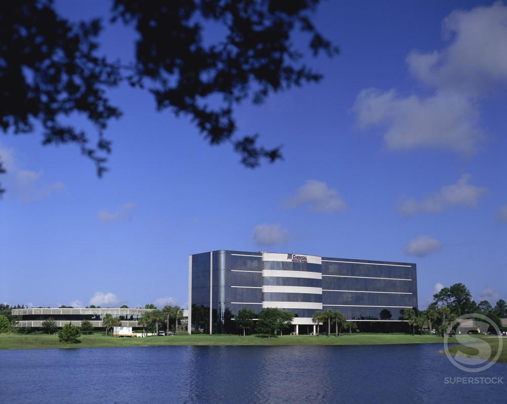 Stock Photo: 294-812A Chemical Bank Building