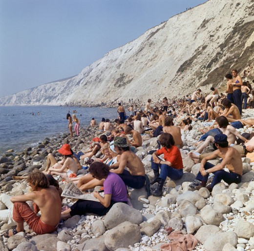 Stock Photo: 3062-444094 Pop Festival