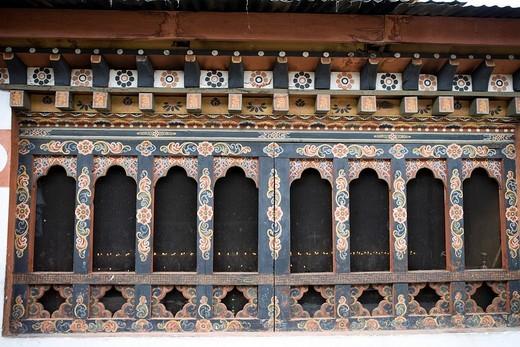 Stock Photo: 3153-577497 Bhutan. Thimphu.