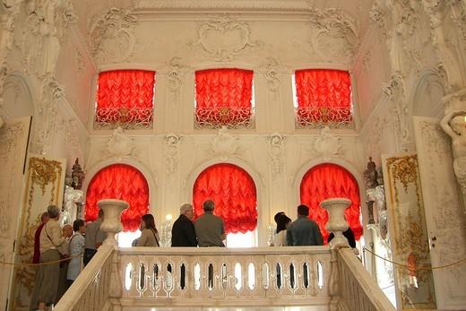 Stock Photo: 3153-584762 palazzo di caterina, carskoe selo, san pietroburgo, russia