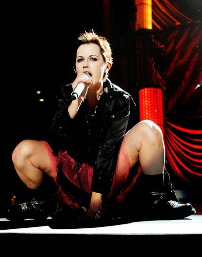 Stock Photo: 3153-588697 cranberries, dolores o´riordan