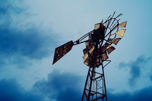 wind turbine : Stock Photo