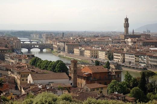 Stock Photo: 3153-591988 florence, tuscany, italy, europe