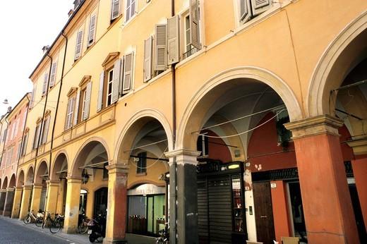 modena, emilia romagna, italy : Stock Photo