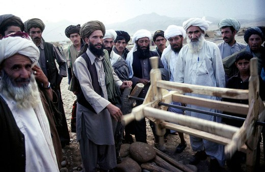 afghanistan, mujahideen : Stock Photo