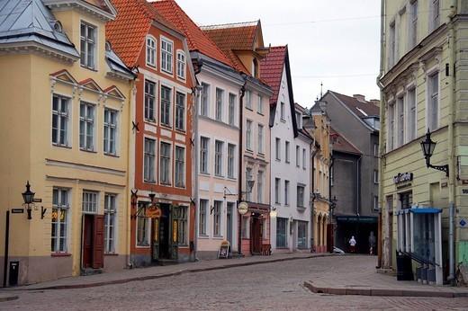 Stock Photo: 3153-605542 estonia, tallinn