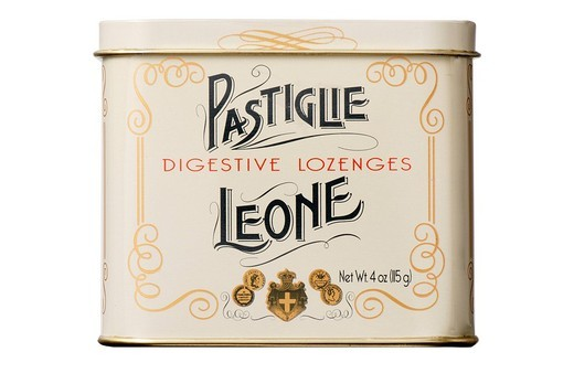 digestive leone candies : Stock Photo