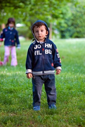 Stock Photo: 3153-611845 little boy