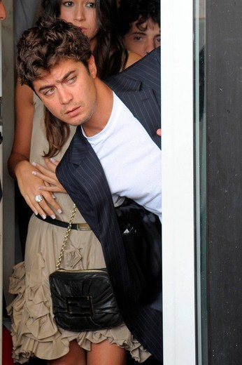 riccardo scamarcio, venice 2009, 66th international venice film festival : Stock Photo
