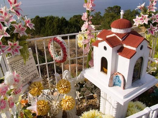 tabernacolo, golfo di corinto, peloponneso, grecia : Stock Photo