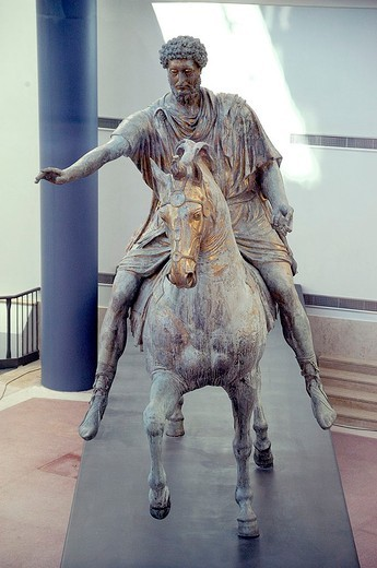 Stock Photo: 3153-616970 europe, italy, lazio, rome, capitolino museum