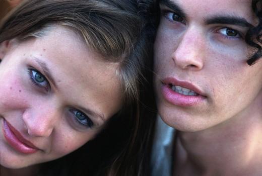 couple, outdoor : Stock Photo
