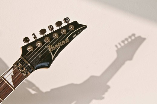 Stock Photo: 3153-623630 guitar