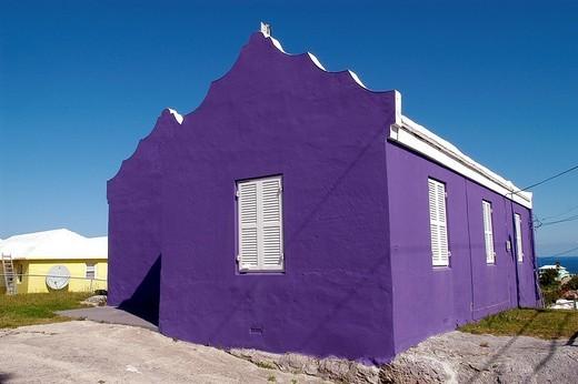 Stock Photo: 3153-625243 bermuda, house