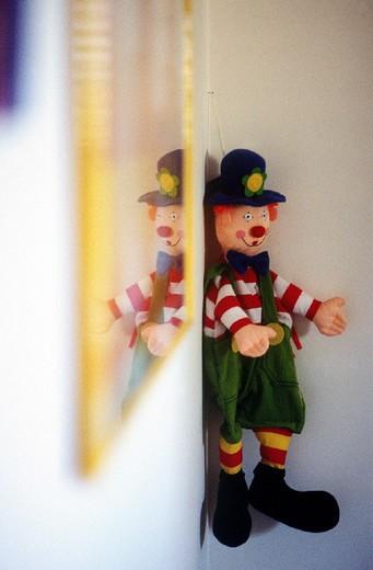 Stock Photo: 3153-625962 puppet