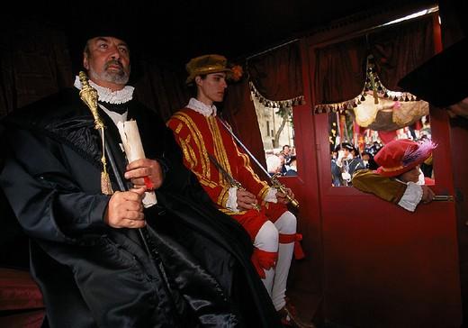 malta, valletta, festival of history and elegance : Stock Photo