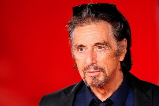 al pacino,rome 22_10_2008,rome film festival,photo mezzabarba/markanews : Stock Photo