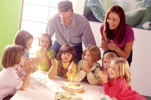 birthday : Stock Photo