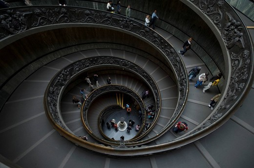 Stock Photo: 3153-637453 vatican museums, rome, lazio, italy