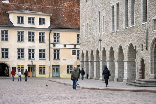 estonia, tallinn : Stock Photo