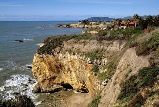 Stock Photo: 3153-640935 pismo beach, california, usa