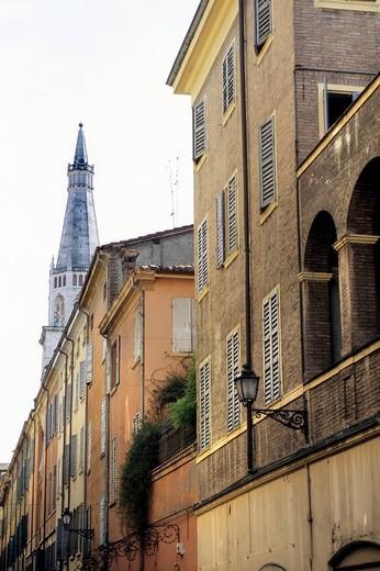 Stock Photo: 3153-642716 modena, emilia romagna, italy