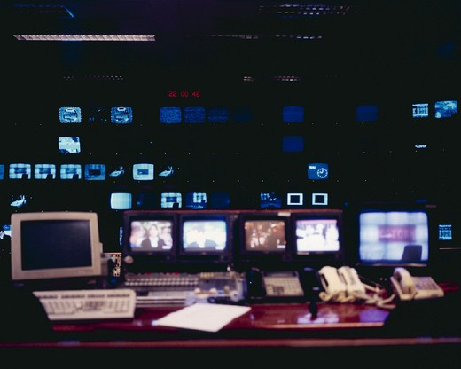 direction, rai due news : Stock Photo