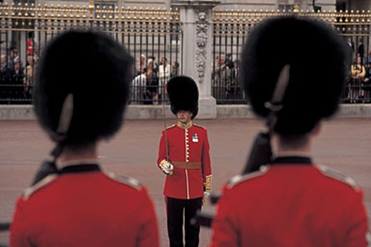 great britain, england, london, trooping the colour : Stock Photo