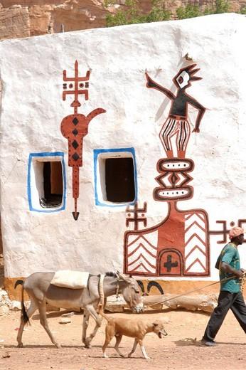 africa, mali : Stock Photo