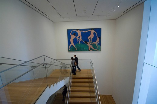 Stock Photo: 3153-647219 MoMA, new york, usa