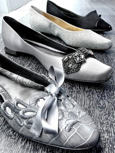 giorgio armani shoes : Stock Photo