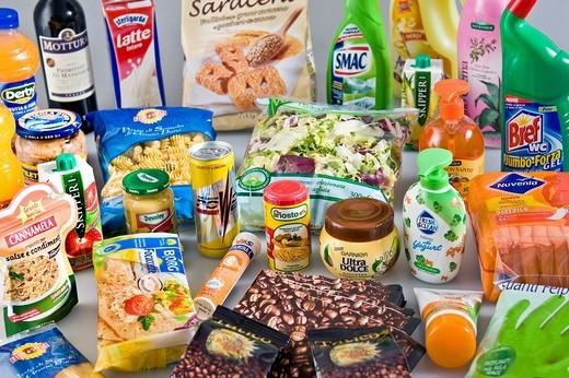 Stock Photo: 3153-652937 convenience good