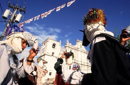 Stock Photo: 3153-658842 conquest ball, coban, alta verapaz, guatemala