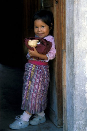 guatemala, portrait : Stock Photo
