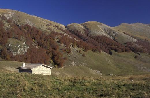 godi pass, abruzzo national park, italy : Stock Photo