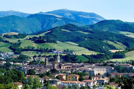 Stock Photo: 3153-664131 europe, italy, marche, urbania